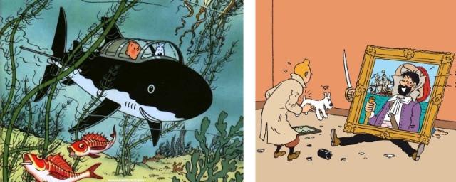 Tintin-2 photos