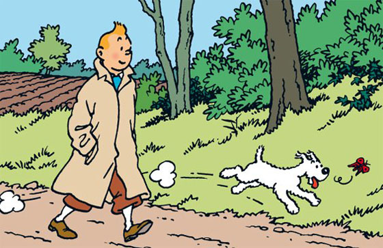 Tintin i Milu